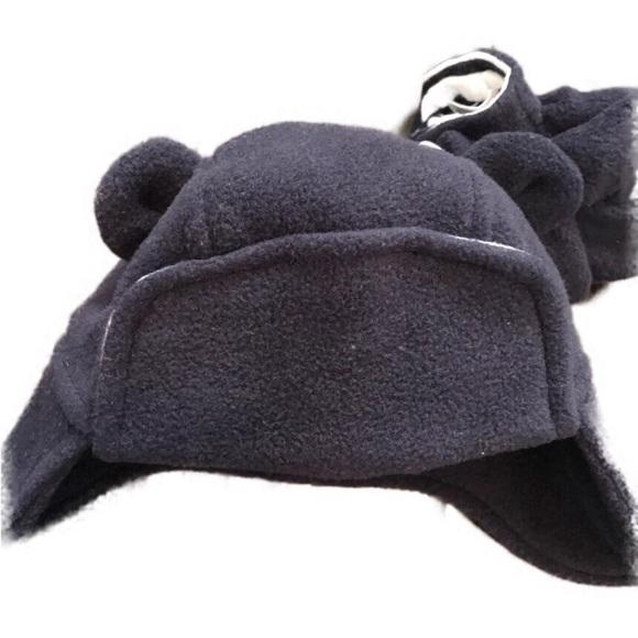 a7baff68f0b Baby Gap Trapper Hat Mitten Set 0-6 Months Infant